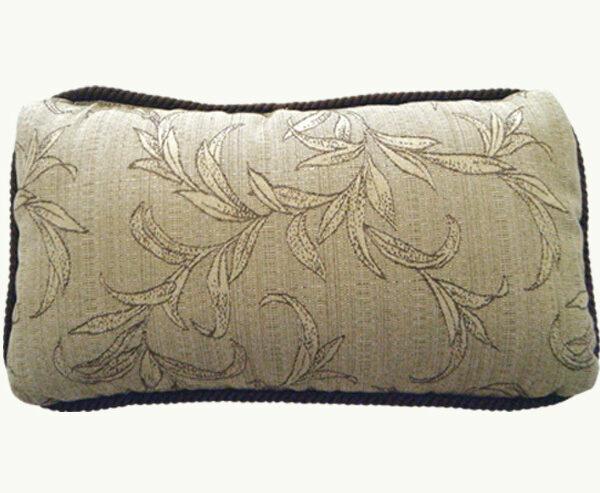 """10"""" x 20"""" Lumbar Pillow w/Cord"""