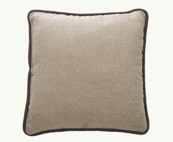 """16"""" x 16"""" Throw Pillow w/Cord"""
