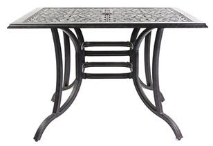 "44"" Square Dining Table Designer"