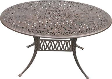 "60"" Round Dining Table Signature"