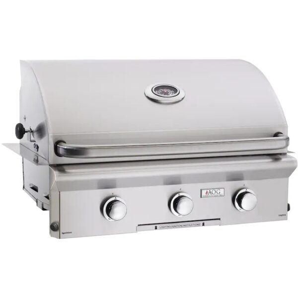 American Outdoor Grill L Series 30 Inch 3 Burner Built In Gas Grill