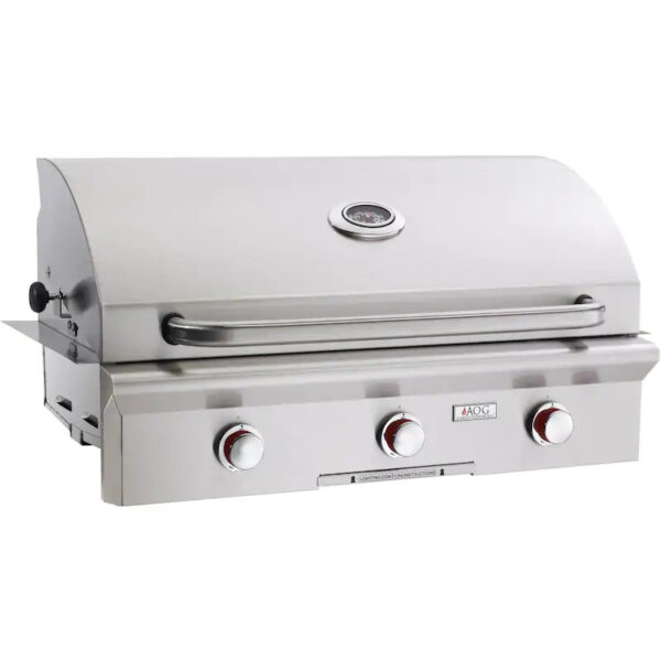 American Outdoor Grill T Series 36 Inch 3 Burner Built In Gas Grill