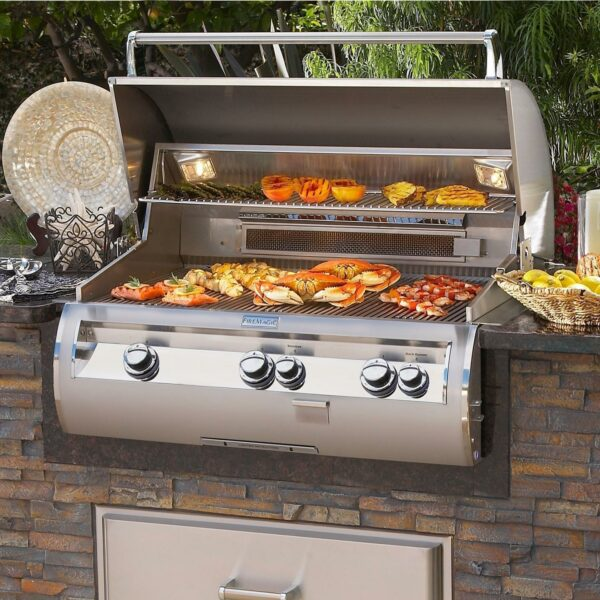 Fire Magic Built-In Gas Grills