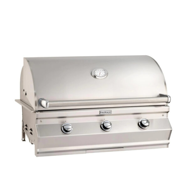 Fire Magic Choice C650I 36 Inch Built In Gas Grill