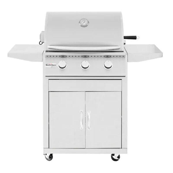 Summerset Sizzler 26 Inch 3 Burner Gas Grill
