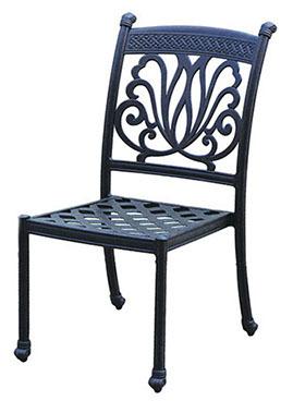 Ariana Armless Dining Chair