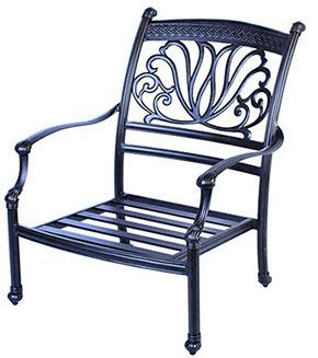 Ariana Club Chair High Back
