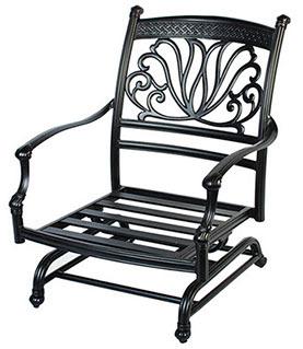 Ariana Club Chair Spring Back High Back