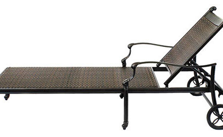 Aztec Chaise Lounge