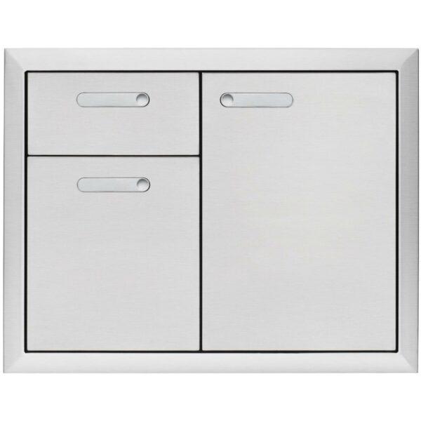 """Lynx 30"""" VENTANA Storage Door & Double Drawer Combination (LSA30-4)"""