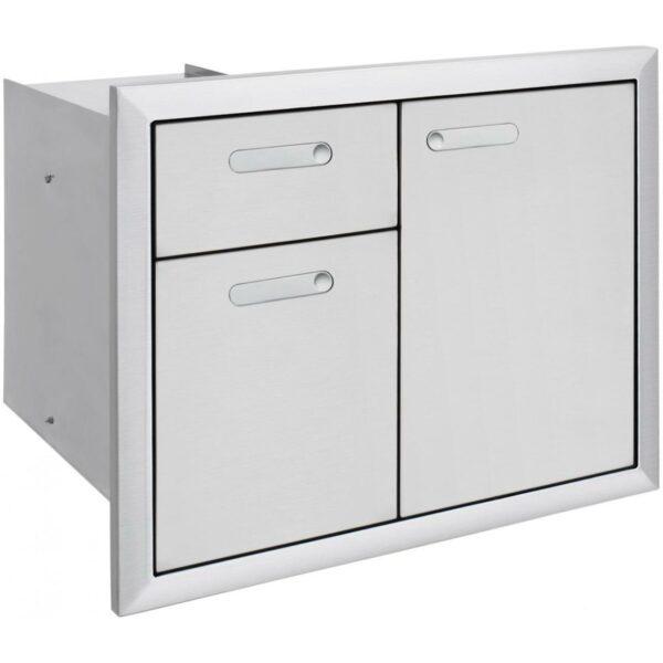 """Lynx 36"""" VENTANA Storage Door & Double Drawer Combination (LSA36-4)"""