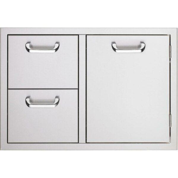 Lynx Sedona 30-Inch Access Door & Double Drawer Combo LSA530