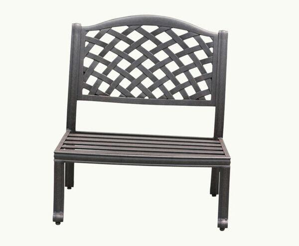 Sahara Armless Dining Chair