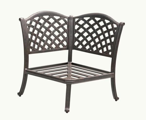 Sahara Deep Seat Sectional Sofa Corner Chair