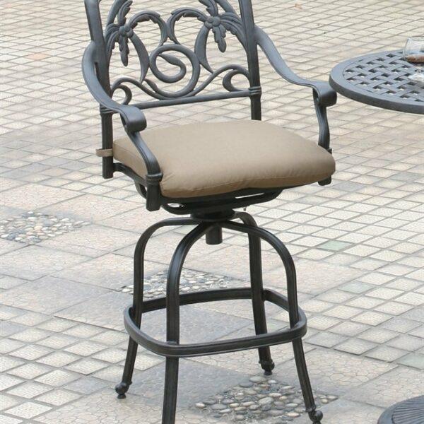 Sunbrella Chair Cushion - Cocoa