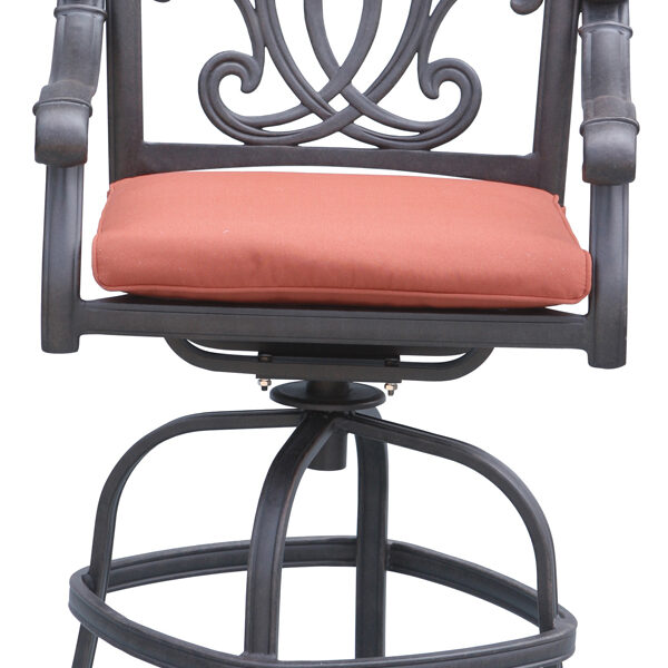 Sunbrella Chair Cushion - Terra Cotta