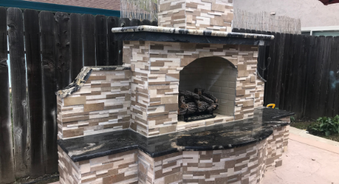 NCA Fireplace Collection